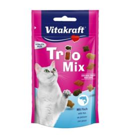 Vitakraft Trio Mix met vis