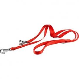 Ferplast nylon looplijn Club G rood