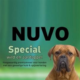 Nuvo Premium - Adult Special Wild & Aardappel