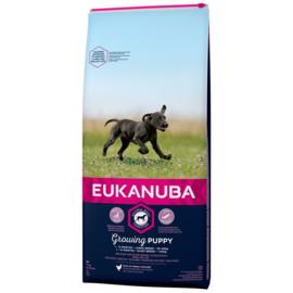 Eukanuba Growing Puppy Large, 15 kg