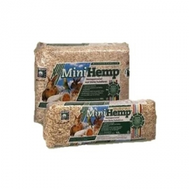 Hennepvezel kleinverpakking (Mini-Hemp)
