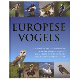 Europese Vogels (auteur: David Alderton)