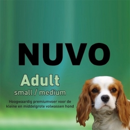 Nuvo Premium - Adult Small/Medium