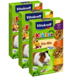 Vitakraft Kräcker Trio-Mix Cavia