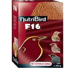 Nutribird F16 lijster- en merelkorrel