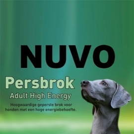 Nuvo Premium - Geperst High Energy