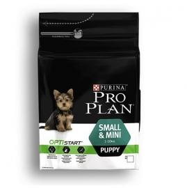 Pro Plan OptiStart puppy Small & Mini - 3 kg