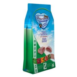 Renske droogvoeding - Verse Kalkoen & Eend 12 kg