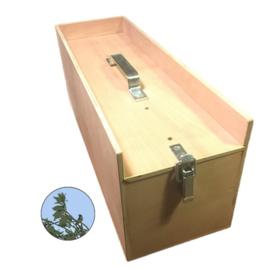 HGW Premium Papegaaienkist tweevaks/ Arakist 60 cm