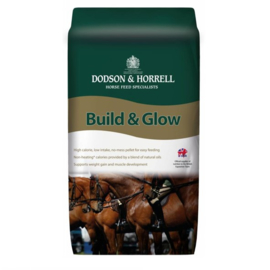 Dodson & Horrell Build & Glow (Spier- en Gewichtsopbouw), 20 kg