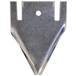 Zitstokhouder metaal