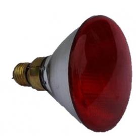Warmtelamp rood