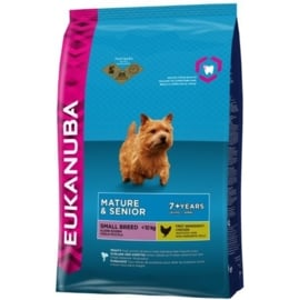 Eukanuba Mature & Senior Small, 3 kg