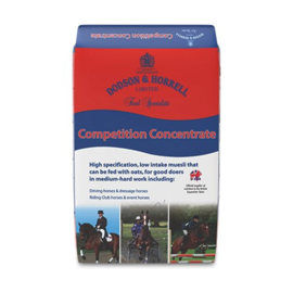 Dodson & Horrell Competition Concentrate (Hoge inspanning), 20 kg