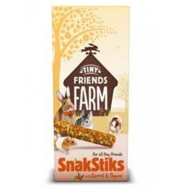 Tiny Friends Farm SnakStiks with Carrot & Thyme