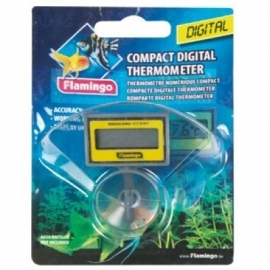 Flamingo compacte digitale thermometer