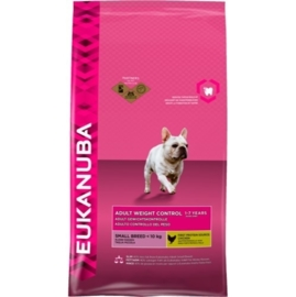 Eukanuba Adult Small Weight Control, 3 kg