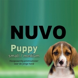 Nuvo Premium - Pup Small/Medium