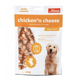 Les Filous- Chicken'n Cheese