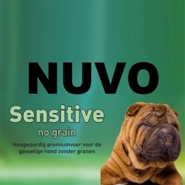 Nuvo Premium - Adult Sensitive No Grain
