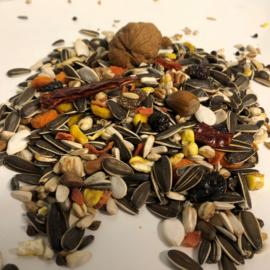 Slaats Ara noten & fruit speciaal, 15 kg