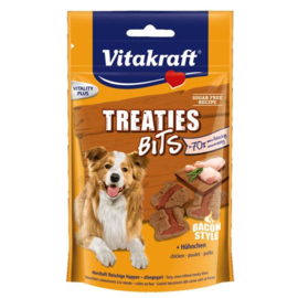 Vitakraft Treaties Bits kip&bacon