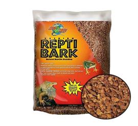 Zoomed ReptiBark terrarium bodembedekking