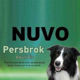 Nuvo Premium - Geperst Adult Vis