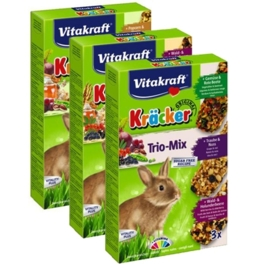 Vitakraft Kräcker Trio-Mix Konijn