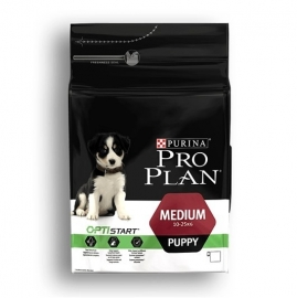 Pro Plan OptiStart puppy Medium - 3 kg