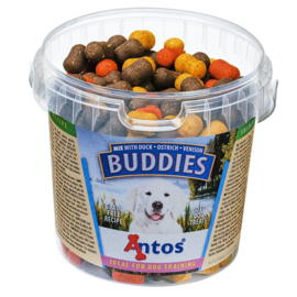 Antos Buddies - Mix eend/hert/struisvogel, glutenvrije zachte snoepjes
