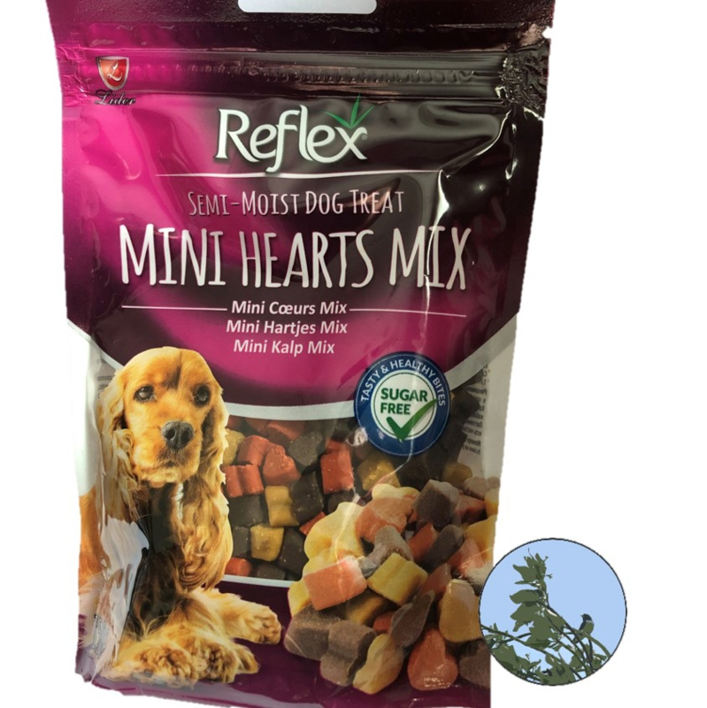 Lider Reflex Mini Hearts Mix  - mini hartjes mix