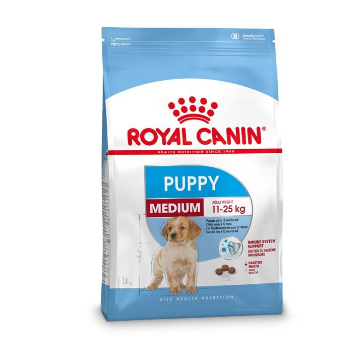 Royal Canin Medium Puppy (Junior), 15 kg