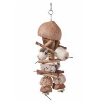 Speelgoed hanger met knaagstukjes