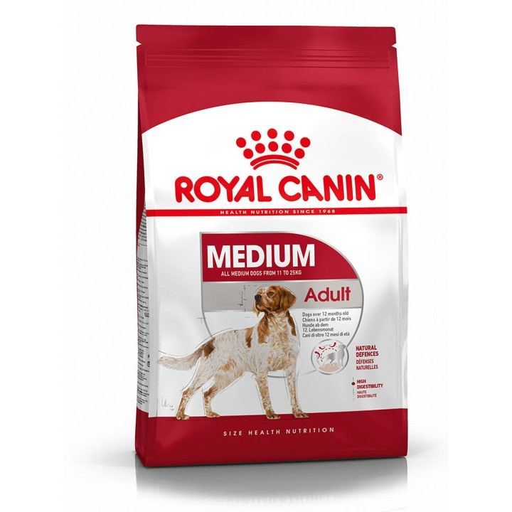 Royal Canin Medium Adult, 15 kg