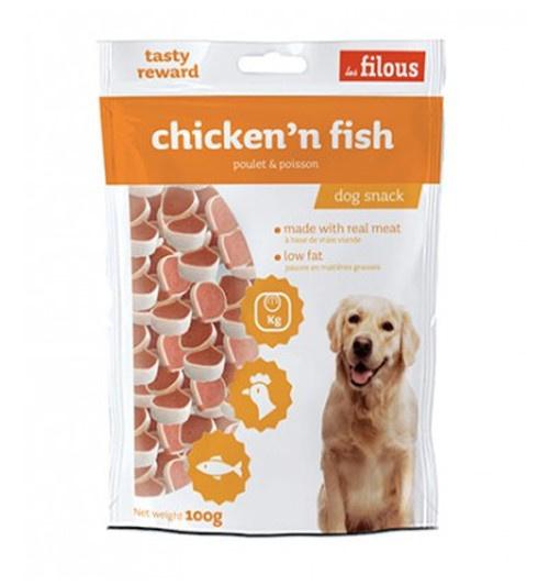 Les Filous- Chicken'n Fish
