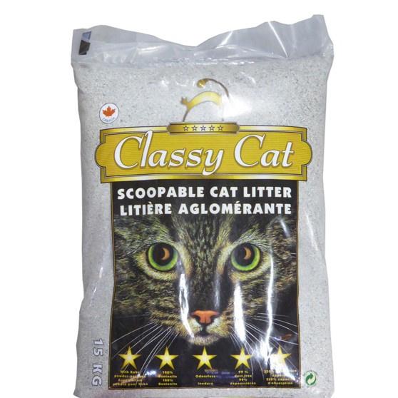 Classy Cat kattenbakvulling