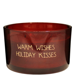 Sojakaars - Warm wishes holiday kisses