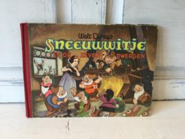 Plaatjesboek Sneeuwwitje