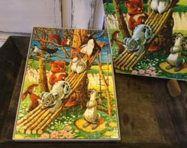 Homas vintage puzzel
