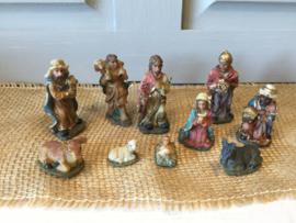 Kerststal groepje