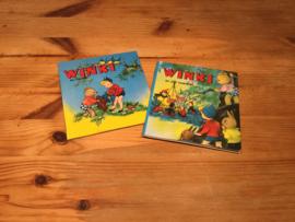 Winkie boekjes, Willy Schermelé