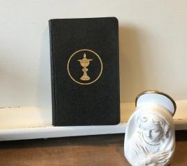 Engels boekje 'Holy Communion'