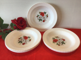 Arcopal Wilde rozen borden