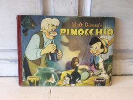 Pinocchio plaatjesboek