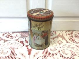 Van Houten cacoa blikje