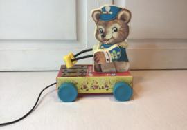 Babyspeelgoed van vroeger