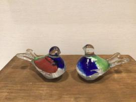 Murano vogeltjes