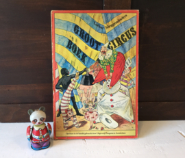 Meggendorfers circus boek