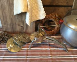 Keukenhulp met schijven